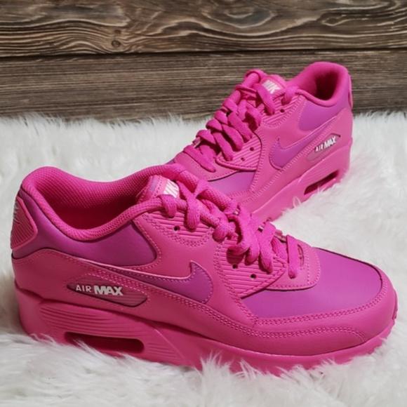 Nike Air Max 9 Hot Pink Sneakers   Poshmark
